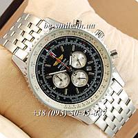 Breitling Chronometre Silver/Black