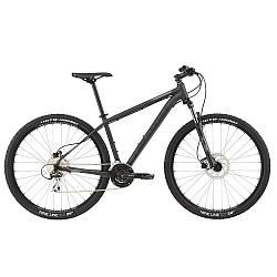 "Велосипед 29"" Cannondale TRAIL 6 2017 GRY серый"