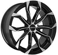 Диски литые Zorat Wheels 5320 BP 5320 BP R17x7.5J 5x114.3 ET38
