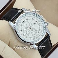 Breitling 7810 Black-Silver-White