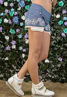 Модные женские шорты у-t6111188