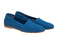 Балетки Etor 6006-7331-718 синие, фото 1