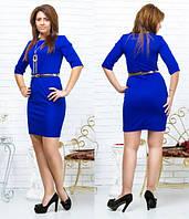 Женское платье Mango  Баталы  код 117 Б, только в 54 размере