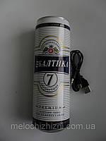Портативная Колонка  Балтика, TF И Micro SD, MP3 (Арт. B1)