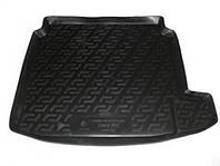 Резиновый коврик в багажник Chery M11 SD (08-) Lada Locer (Локер)
