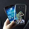 Силиконовые чехлы с девушкой для Samsung Galaxy А5 2015 (А500h), фото 2