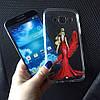 Силиконовые чехлы с девушкой для Samsung Galaxy А5 2015 (А500h), фото 3