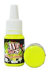 Краска JVR Revolution Kolor, yellow FLUO #401,10 ml