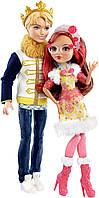 Набор кукол Эвер Афтер Хай Дэринг Чарминг и Розабелла Бьюти Эпическая зима Daring Charming Rosabella Beauty