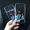 Чехлы силиконовые с принтом для Samsung Galaxy A3 2015 (A300h), фото 5