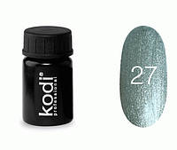 Гель-краска Kodi 4ml №27