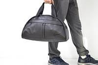 Спортивная сумка найк черная на тренировку