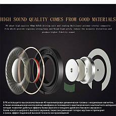 Бездротові навушники Sound Intone P6 White-Silver, фото 3