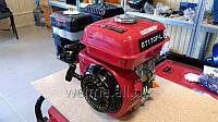 Бензиновый двигатель Weima ВТ170F-L (редуктор цепь 1/2,1800 об/мин,шпонка), бензин 7.0 л.с. для мотоблоков