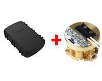 GPS трекер RV101 + расходомер VZO 4 OEM