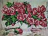 """Схема для частичной зашивки бисером - """"Любимые цветы"""", фото 2"""