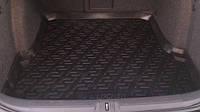 Резиновый коврик в багажник Chevrolet Aveo SD 06-12/ ZAZ Vida Lada Locer (Локер)