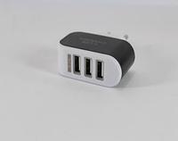 Адаптер на 3 USB  зарядное устройство на 3 usb порта код 4usb