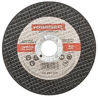 Круг отрезной Haisser 125х2,5х22.2 мм по металлу