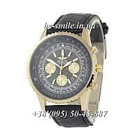 Breitling Chronometre Navitimer Black-Gold-Black