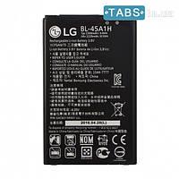 Аккумулятор (батарея) LG K10 / BL-45A1H оригинал