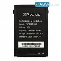Аккумулятор (батарея) Prestigio PSP3404 оригинал