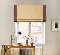 Римские шторы Стелла 140*170 см лён