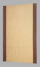 Римские шторы Стелла 140*170 см лён , фото 3