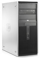 Системный блок HP dc7800. Intel Core E8400 2*3.0/RAM 2 гб/ HDD 0 гб.