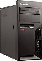 Lenovo M58P. Intel Core 2 Duo E8400 2x3.0Ghz/ 2 Gb DDR3/ 250Gb HDD