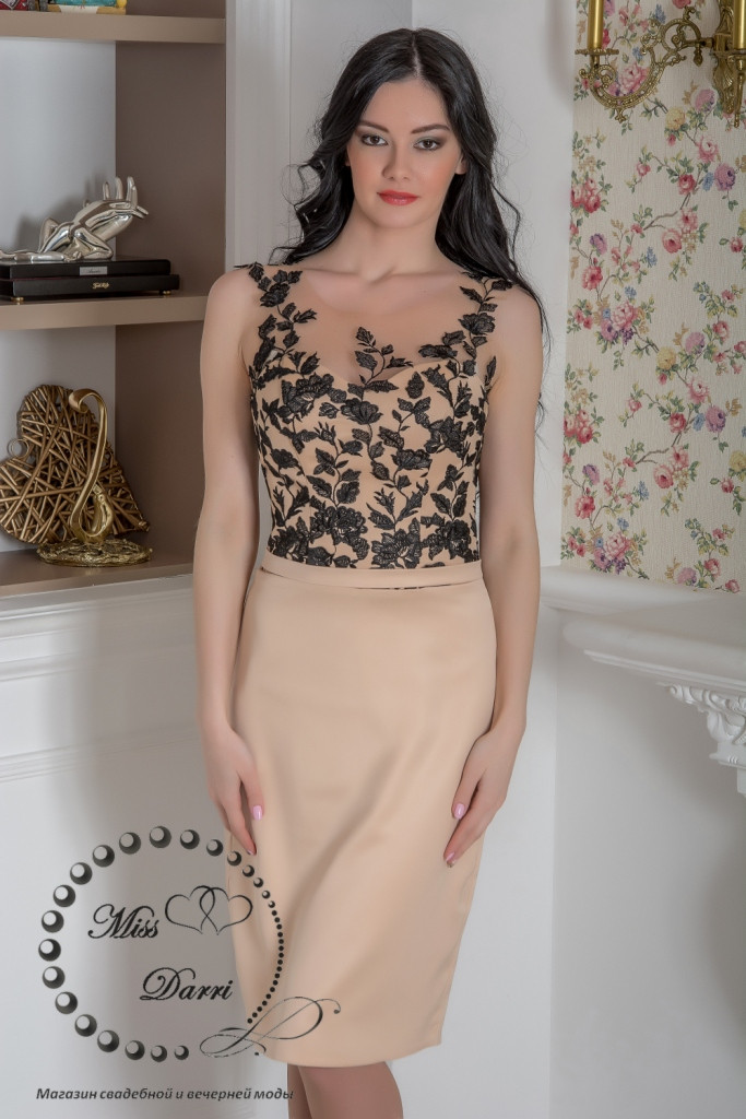 Вечернее коктейльное платье карандаш/платье-трансформер
