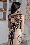 Вечернее коктейльное платье карандаш/платье-трансформер, фото 3