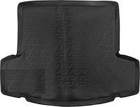 Резиновый коврик в багажник Chevrolet Captiva 06-  Lada Locer (Локер)