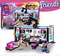 Конструктор Bela серия Friends / Подружки 10403 Поп-звезда в студии звукозаписи (аналог Lego 41103)