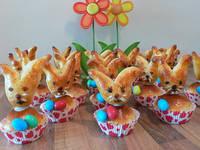 Пасхальные марципановые яица от кулинара Татьяны Литвиновой