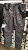 Мужские штаны лыжные с подтяжками 44-52 р ТОЛЬКО ДО 52 РАЗМЕРА