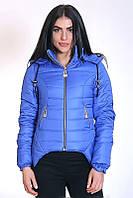 Стильная  модная куртка женская Тифани весенняя, осенняя размеров 40,42,44,46,48