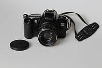 Фотоаппарат пленочный Canon EOS 3000 + Helios 44М-4 58 mm f/ 2