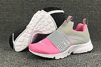 Женские кроссовки Nike Air Presto Extreme Pink/Grey/White