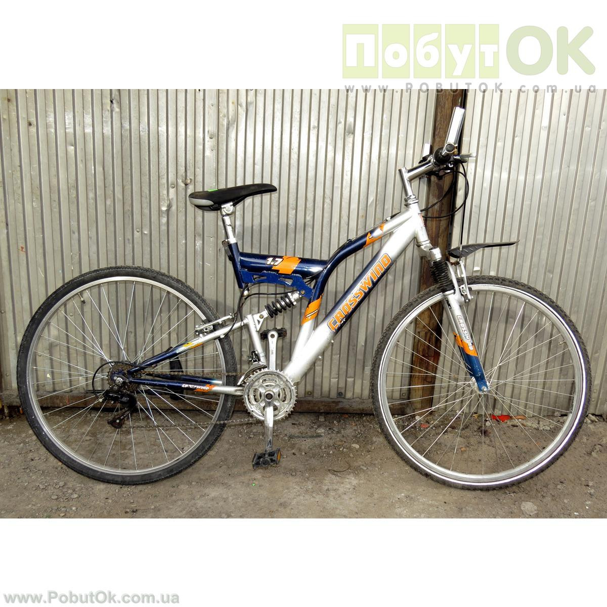Велосипед CROSSWIND 1.7 (Код:0907) Состояние: Б/У