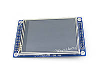 TFT LCD 3.2 ILI9325 320x240 16bit Touch panel Arduino, STM32, фото 1