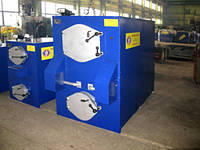 """Твердотопливные пиролизные котлы длительного горения """"Мотор Сич"""", на дровах. От 16 до 300 кВт"""