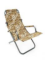 "Кресло-шезлонг ""Пилигрим"" 105х60х20 см."
