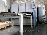 Мембранно-вакуумный пресс бу Friz MFP250/MT/15/28 для объёмной 3Д-облицовки шпоном, 2008 г.