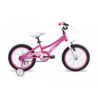 """Велосипед Apollo NEO Girls 16"""" pink 2017"""