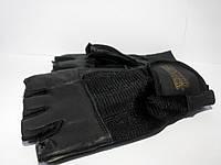 Перчатки мужские атлетические с напульсником
