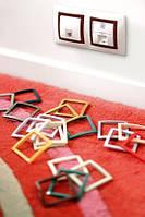 Рамка декоративная внутренняя (вставка) Unica Colors, фото 1