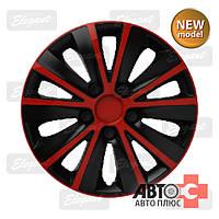 Колпаки Elegant Rapid Red & Black R14