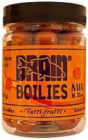 Бойли Brain Tutti-Frutti (тутті) Soluble 200 gr, mix 16-20 mm