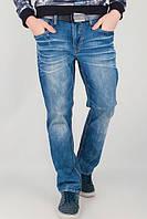 Джинсы (батал) мужские, большие размеры 318K901 (Синий)